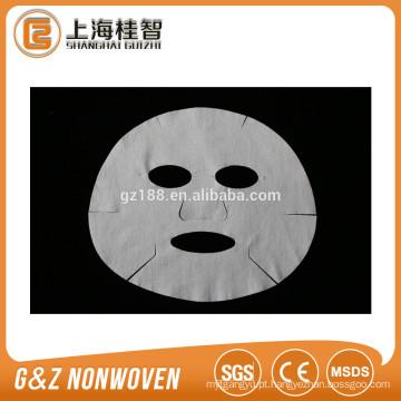 a máscara facial do microfiber não tecido cobre a máscara protetora cosmética popular