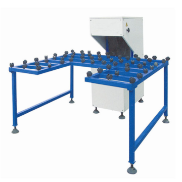 BMB95 Sandbelt Glass Edge Polishing Equipment