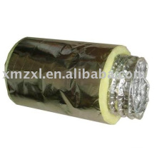 Insulated flexible ducting