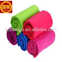 Personalizado macio seco seco microfibra camurça ginásio yoga toalhas Personalizado macio seco seco microfibra camurça ginásio yoga toalhas