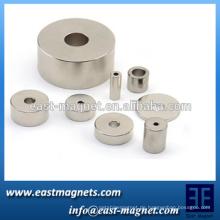 Gesinterter NdFeB Ring Magnet / Nickel Pflanzmagnet für Bildungsprodukt