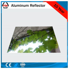 polished metal mirror reflective mirror aluminum sheet