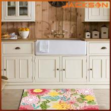 Nylon Material impermeable Alfombra de cocina para el hogar y el hotel