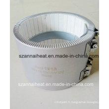Éléments chauffants industriels à bande (DSH-101)