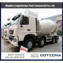 Caminhão betoneira Sinotruk T7h 8X4 14m3