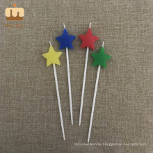 Top Star Shaped Birthday Candles for Cakes