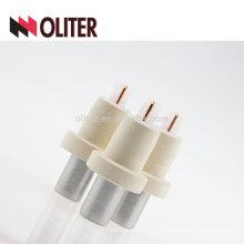 Sensor sumergible desechable de termopar tipo kw de inmersión con conector 604 602 y fabricante de tubos de papel