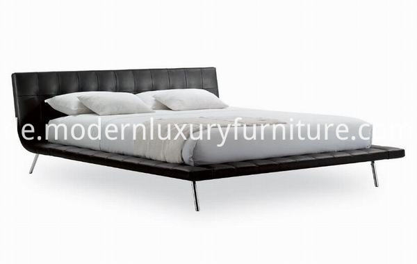 leather Onda bed