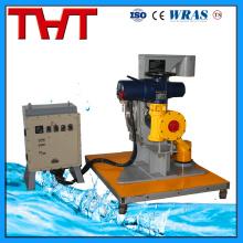 Dispositivo de seguridad industrial de cierre automático de tubería