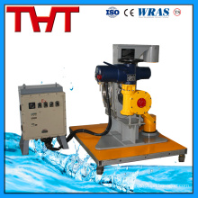 Pipeline automatic shutdown industrial safety device