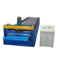 Roof Glazed Tile Profile Metal Roll Forming Machine