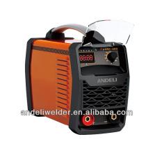 Hot Sale the third generation of igbt single phase MMA-250 250amp dc inverter welding machine