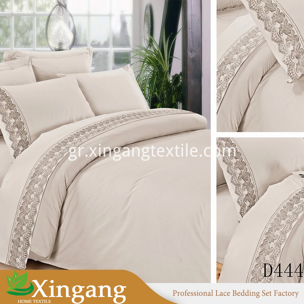 LACE BEDDING (3)
