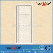 JK-PU9206 PU Wooden Door for Bathroom
