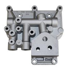 Piezas de fundición a presión de aluminio de encargo del OEM para los recambios del motor diesel de la nave