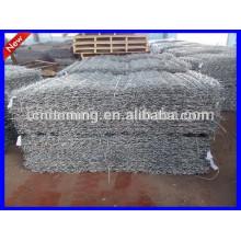 DM Double twist woven mesh gabion (Factory In ANPING)