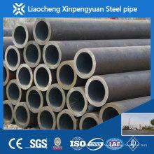 Hot sale schedule 40 tubos de aço carbono, tubo de aço de baixo carbono
