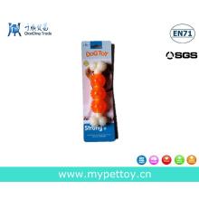 2015new Nylon Bone with TPR Pet Chew Toy
