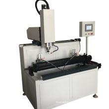 LZXF-CNC-1000 CNC Milling Machine For Lock Holes In Aluminum Window And Door