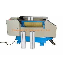 Machine hydraulique à rouleaux de carbone ou en acier inoxydable
