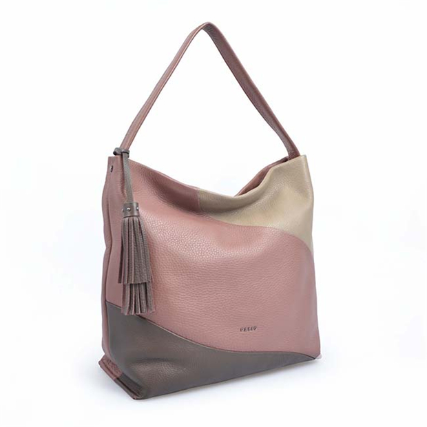 Soft Women Handbag Leather Hobo Bag Large Shoulder Bag