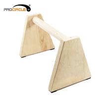 Hot Sale Exercise Fitness Training Wood Push Up Bar