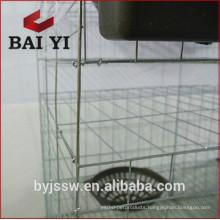 Alibaba Hot Sale Metal Racing Pigeon Loft Design