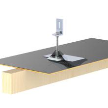 Kit de montaje de techo impermeable del panel solar para Roof Shingle