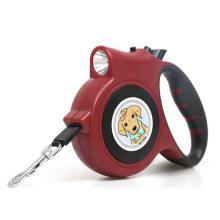 LED Pet Leash Safe Automatic Retractable Leash for Dogs