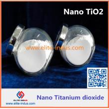 (Ampliamente utilizado en pintura, recubrimiento, tinta y fabricación de papel) Dióxido de titanio nano