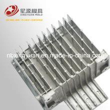 Chinesisch Exporting First-Rate Heiß-Verkauf Fein verarbeitete Kühlkörper-Magnesium Druckguss-Telecom