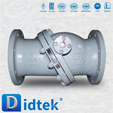 Didtek End Backflow duplicar cheque valv