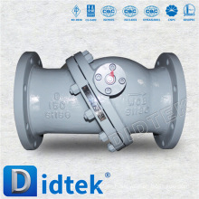 8'' 150LB WCB Flanged Tilting disc check valve