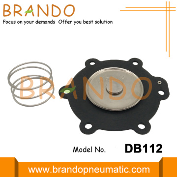 DB112 1-1 / 2 '' Pulse Jet Valve Membran Rebuild Kit