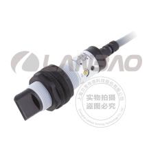 Sensor fotoelétrico reflexivo retro plástico (PR18GS DC3 / 4)
