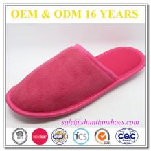 Design Simple Fancy Indoor Slipper For Woman