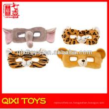Wholesale máscaras de felpa de animales salvajes niños máscaras de animales de felpa