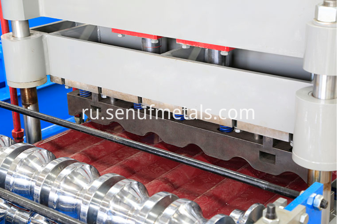 glazed tile forming machine (3)