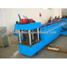 C-Pfettenstahl-Rollformmaschine