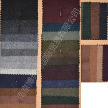 .Woolen  fabric.  plain  solid
