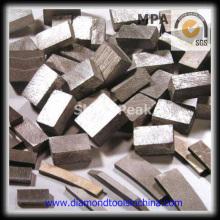 Hohe Leistung Gangsaw Diamantsegment für Stons