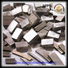 Segmento de diamante de 1200 mm