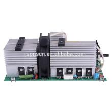 Circuito inversor IGBT portátil para soldador