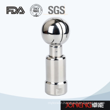 Stainless Steel Sanitary Female Rotary Cleaning Ball (JN-CB2006)