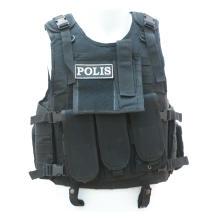 Chaleco táctico militar a prueba de balas para la policía