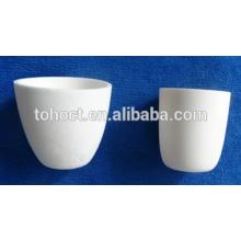 Alúmina Al2O3 zirconia Sinterización cerámica Crisol