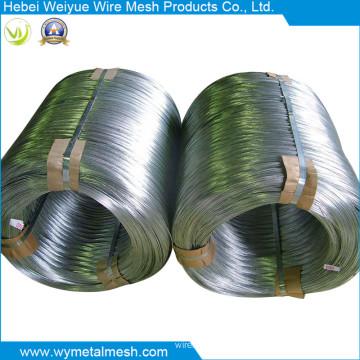 Alambre de hierro electro galvanizado en Anping de China