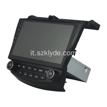 10.1 pollici Android 5.1 2003-2007 Honda Accord 7