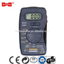 Pocket digital multimeter M300 Pocket analog Multimeter