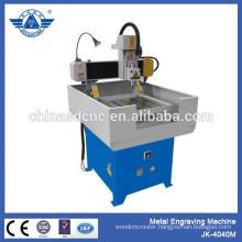 China good cnc machine for engraving metal nameplates / 3d Metal Letter Logo